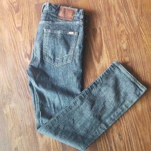 Mens Van's jeans